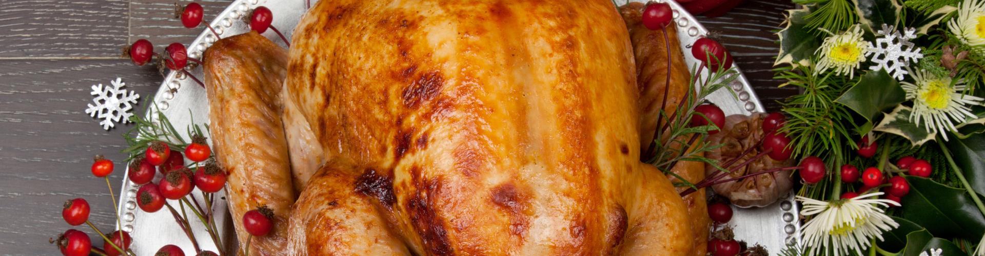 Cooking Turkeys